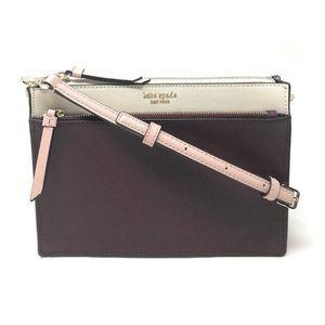 Kate Spade Cameron Zip crossbody purse